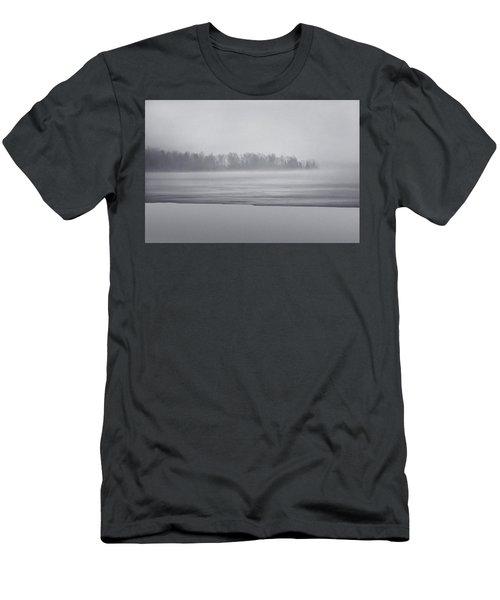 Fog Light Men's T-Shirt (Athletic Fit)