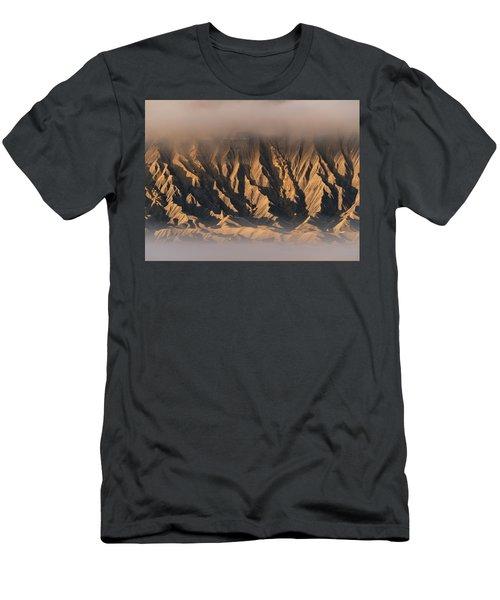 Foggy Butte Men's T-Shirt (Athletic Fit)