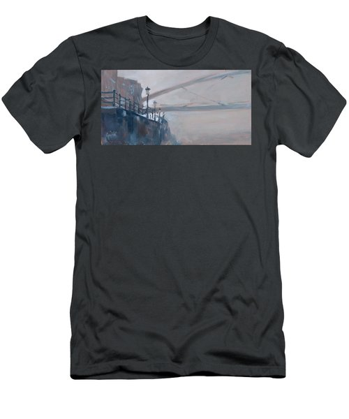 Foggy Hoeg Men's T-Shirt (Athletic Fit)