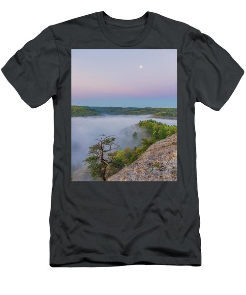 Foggy Valley Men's T-Shirt (Slim Fit)