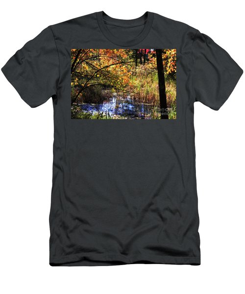 Foliage Nrrt Men's T-Shirt (Athletic Fit)