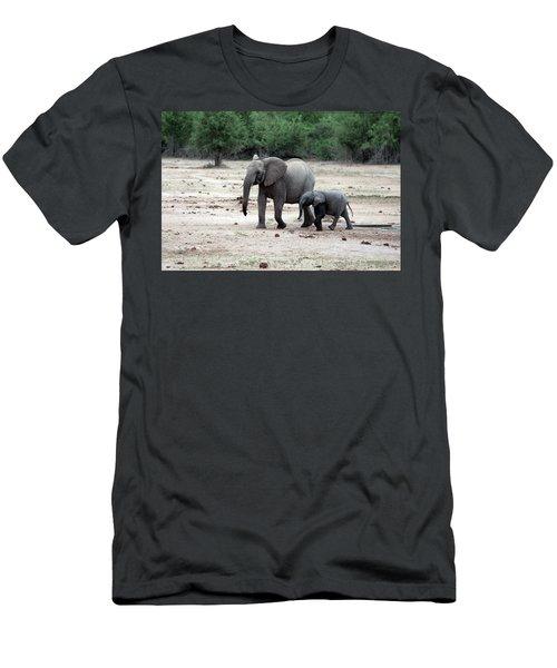 Follow Me Men's T-Shirt (Athletic Fit)