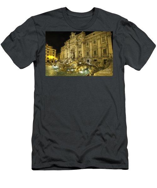 Fontana Di Trevi 1.0 Men's T-Shirt (Athletic Fit)