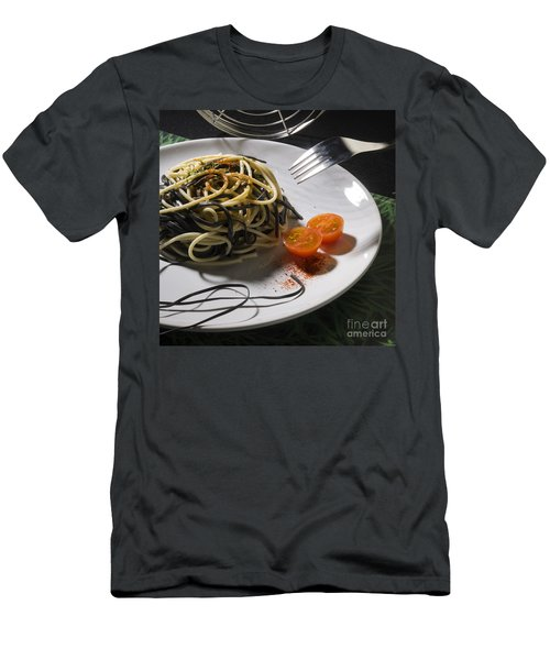 Food Men's T-Shirt (Athletic Fit)