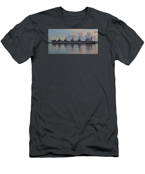 Force Ranger Loading At Dawn Men's T-Shirt (Slim Fit) by Bradford Martin