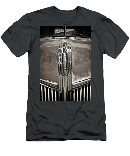 Ford Chrome Grille Men's T-Shirt (Slim Fit) by Marilyn Hunt