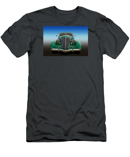 Men's T-Shirt (Slim Fit) featuring the photograph Ford Coupe by Keith Hawley