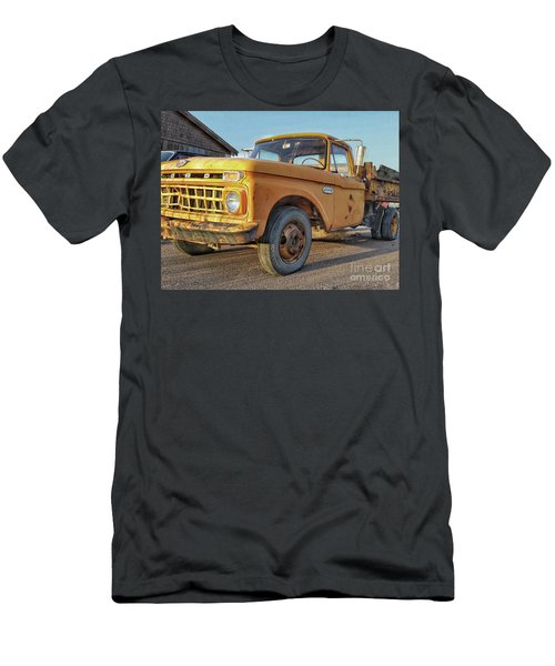 Ford F-150 Dump Truck Men's T-Shirt (Athletic Fit)