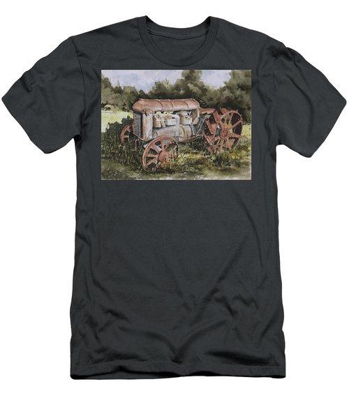 Fordson Model F Men's T-Shirt (Slim Fit) by Sam Sidders