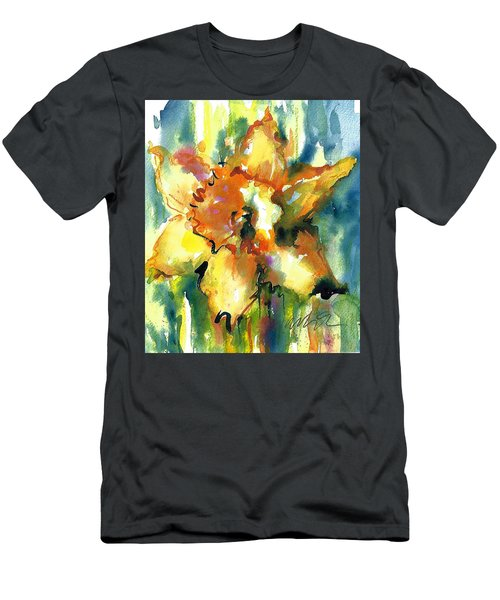 Forest Daffodil The Prayer Men's T-Shirt (Athletic Fit)