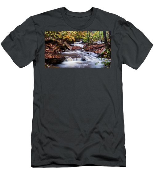 Men's T-Shirt (Slim Fit) featuring the photograph Forest Gem by Parker Cunningham