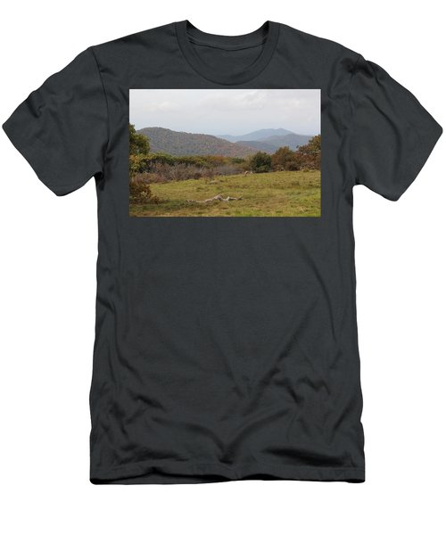 Forest Highlands Men's T-Shirt (Athletic Fit)