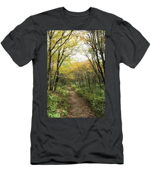 Forest Trail Men's T-Shirt (Athletic Fit)