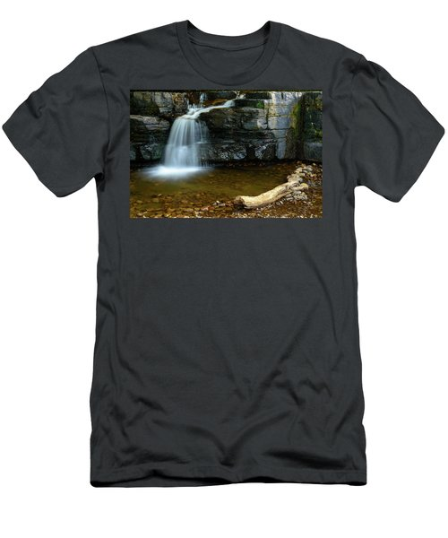 Forged By Nature Men's T-Shirt (Athletic Fit)