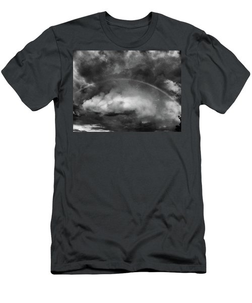Men's T-Shirt (Slim Fit) featuring the photograph Forgiven by Steven Huszar