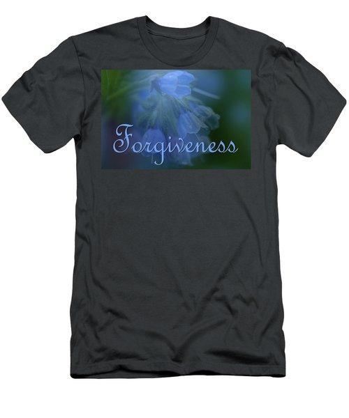 Forgiveness Blue Bells Men's T-Shirt (Athletic Fit)