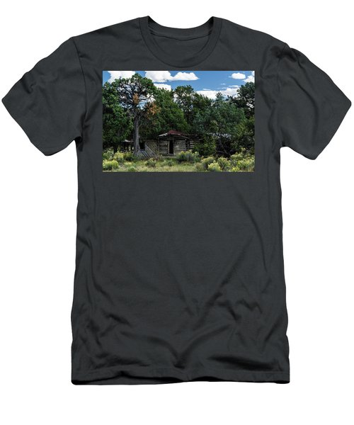 Forgotten Homestead - 8783 Men's T-Shirt (Athletic Fit)