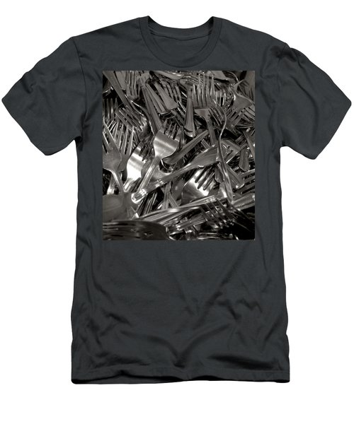 Forks Men's T-Shirt (Athletic Fit)