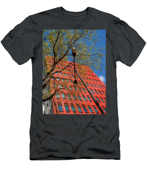 Men's T-Shirt (Athletic Fit) featuring the photograph Formal Google by Stewart Marsden