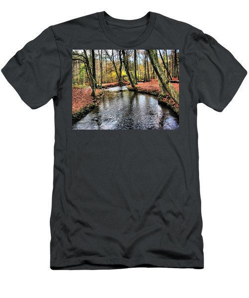 Forrest In The Deep Men's T-Shirt (Athletic Fit)