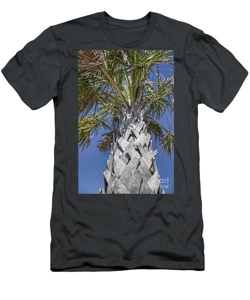 Fortified Foundation Palm Men's T-Shirt (Athletic Fit)
