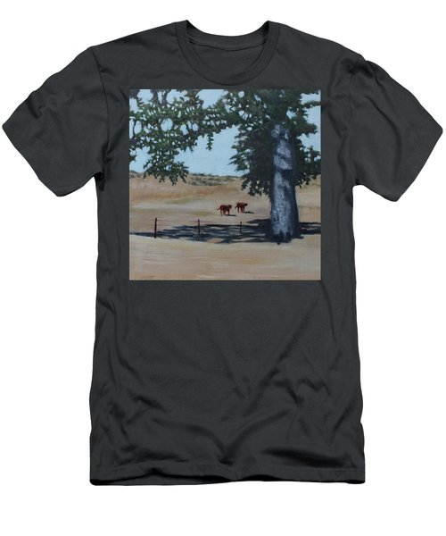 Fox Canyon Ranch Men's T-Shirt (Athletic Fit)
