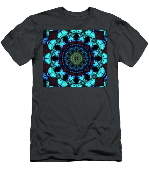 Fractal 2 Men's T-Shirt (Athletic Fit)