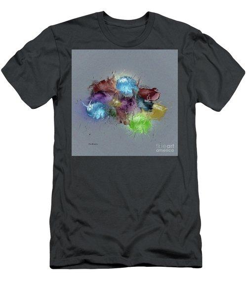 Fractured Bouqet 1 Pc Men's T-Shirt (Athletic Fit)