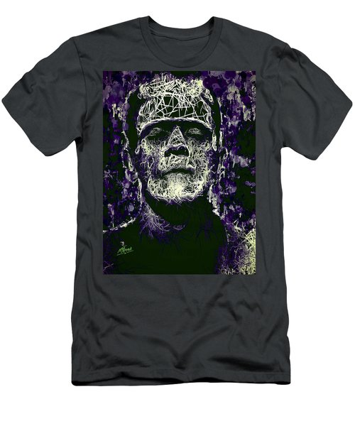 Frankenstein Men's T-Shirt (Athletic Fit)