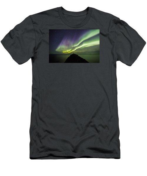 Freedom Men's T-Shirt (Slim Fit) by Alex Conu