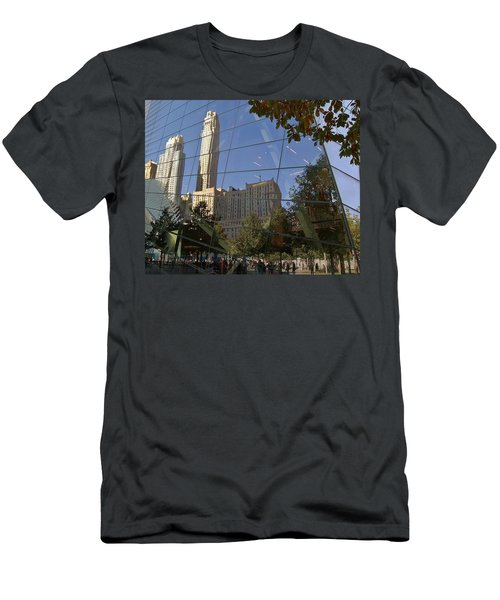 Ground Zero Reflection Men's T-Shirt (Athletic Fit)