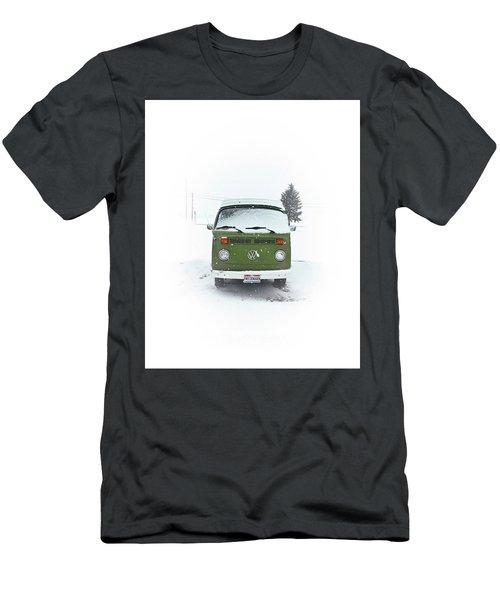 Freezenugen Men's T-Shirt (Slim Fit) by Andrew Weills