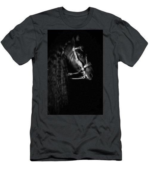 Freisian Shadow Men's T-Shirt (Athletic Fit)