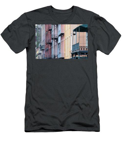 French Quarter Colors Men's T-Shirt (Athletic Fit)