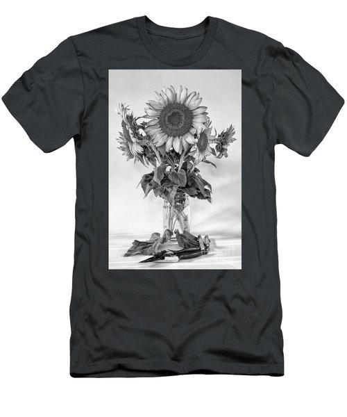 Fresh Cut Men's T-Shirt (Slim Fit) by Nicki McManus