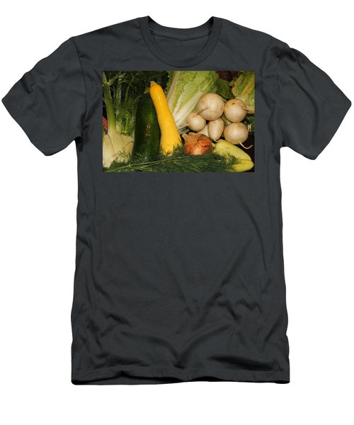 Fresh Garden Produce Men's T-Shirt (Athletic Fit)