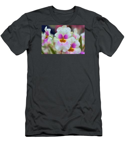 Friday Flowers Men's T-Shirt (Athletic Fit)
