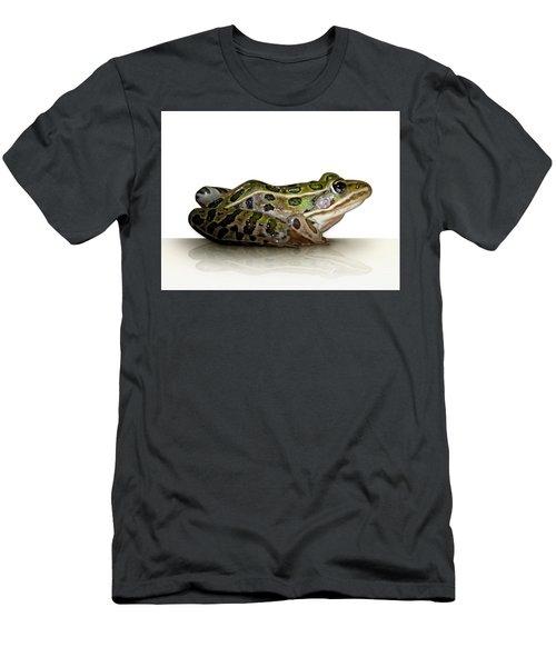 Frog Men's T-Shirt (Slim Fit)