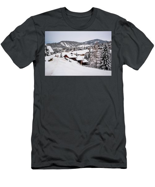 From A Distance- Men's T-Shirt (Athletic Fit)