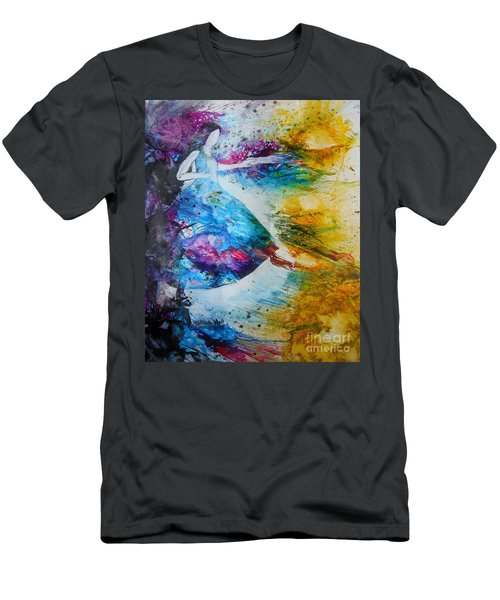 From Captivity To Creativity Men's T-Shirt (Athletic Fit)