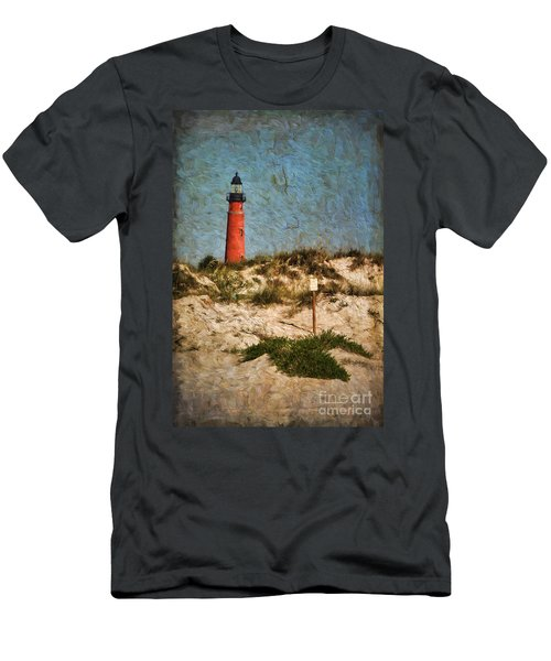 From The Beach Men's T-Shirt (Athletic Fit)