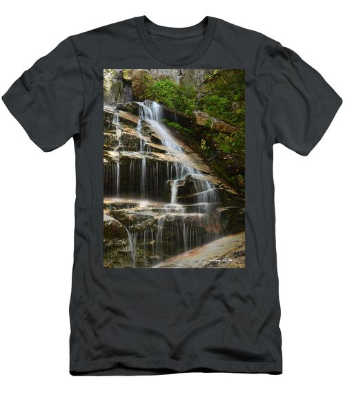 From The Highest Peaks Men's T-Shirt (Athletic Fit)
