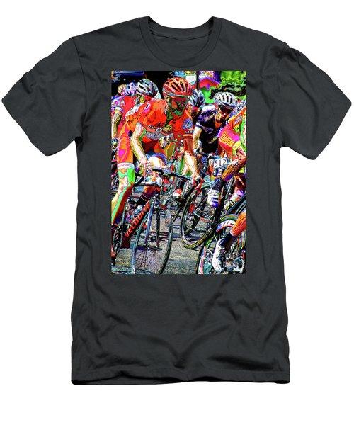 Front Row Vision Men's T-Shirt (Athletic Fit)