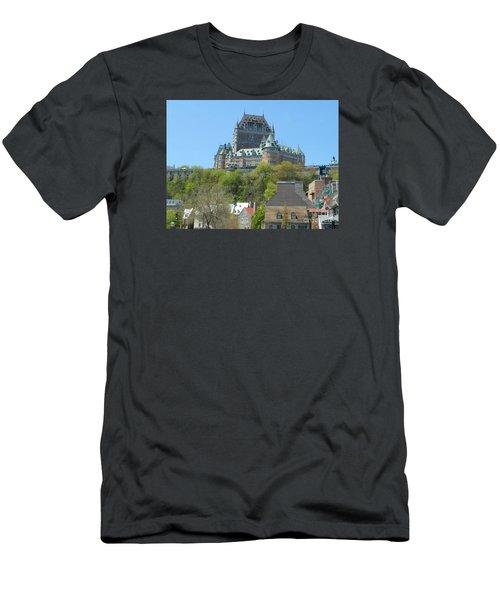 Frontenac Men's T-Shirt (Athletic Fit)