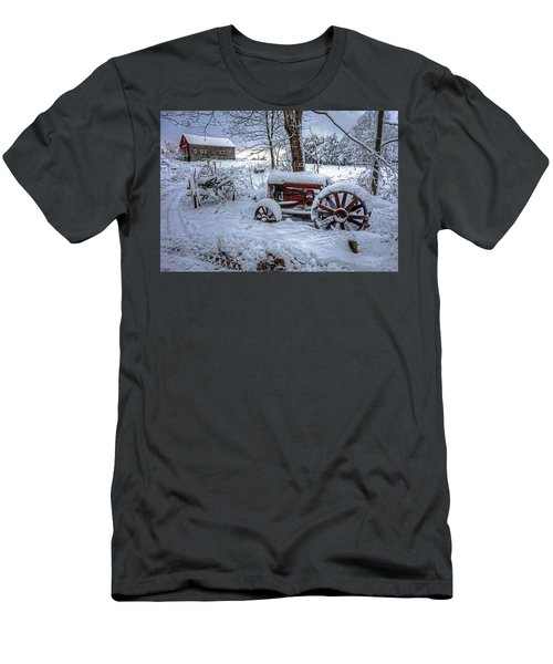 Frozen Relics Men's T-Shirt (Athletic Fit)