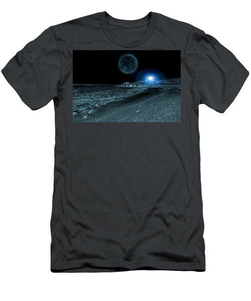 Frozen World Men's T-Shirt (Athletic Fit)