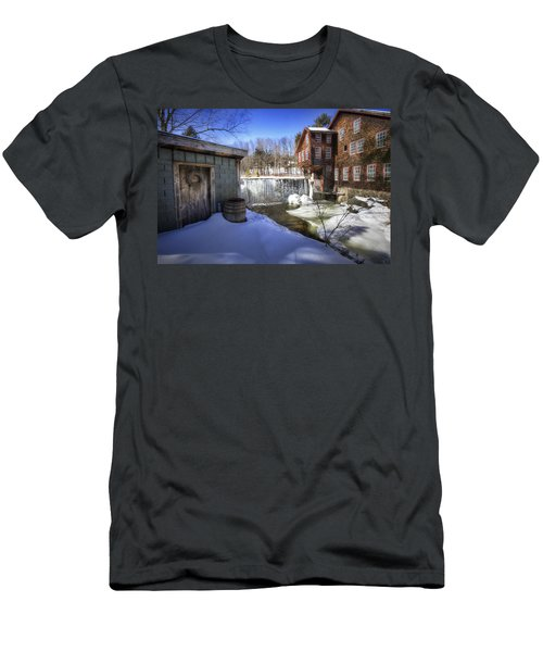 Frye's Measure Mill Men's T-Shirt (Athletic Fit)