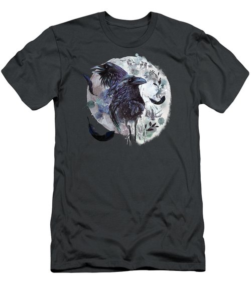 Full Moon Fever Dreams Of Velvet Ravens Men's T-Shirt (Athletic Fit)
