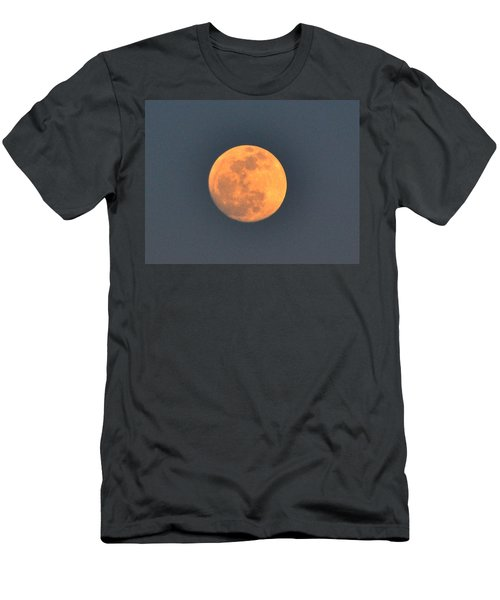 Full Moon Men's T-Shirt (Athletic Fit)