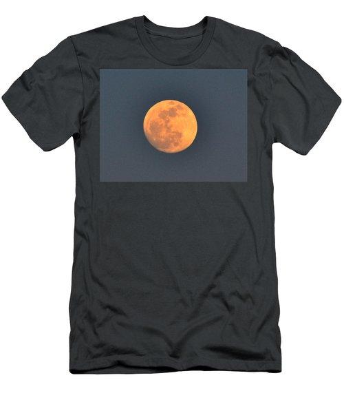 Full Moon Men's T-Shirt (Athletic Fit)